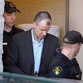 Russell Williams leaving court. Source: Ottawa Citizen, October 2010.